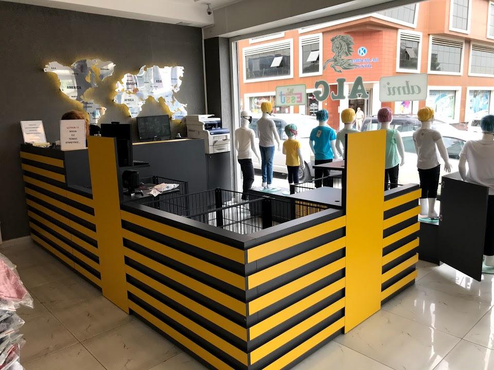 Mağaza Bankoları