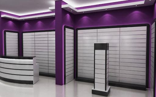 Bijuteri Mağaza Raf Sistemleri